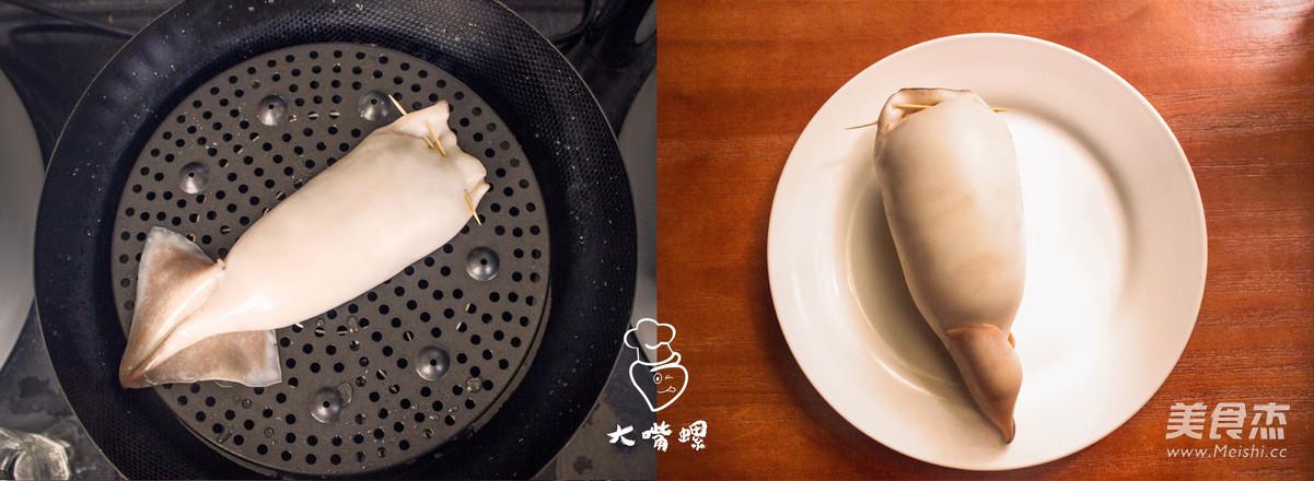 鱿鱼卷螺蛳粉丨大嘴螺怎么炒