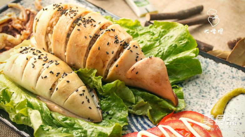 鱿鱼卷螺蛳粉丨大嘴螺怎样煸