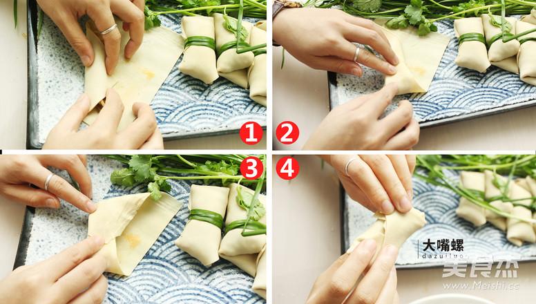 豆皮包螺蛳粉丨大嘴螺怎么炖