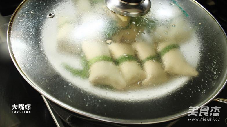 豆皮包螺蛳粉丨大嘴螺怎样煸
