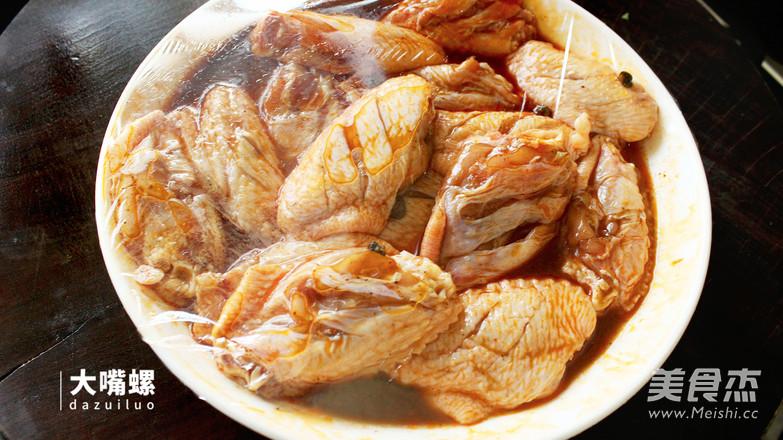 劲脆特制炸鸡翅的简单做法