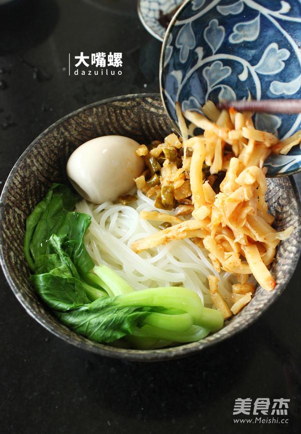 正宗柳州螺蛳粉丨大嘴螺怎么煮