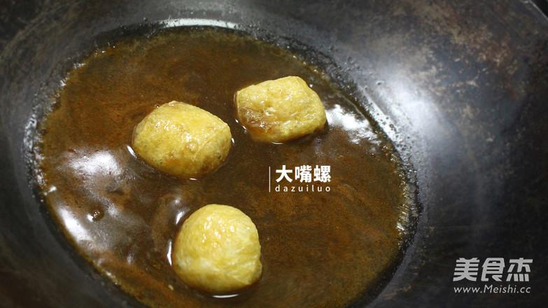 正宗柳州螺蛳粉丨大嘴螺怎样煸
