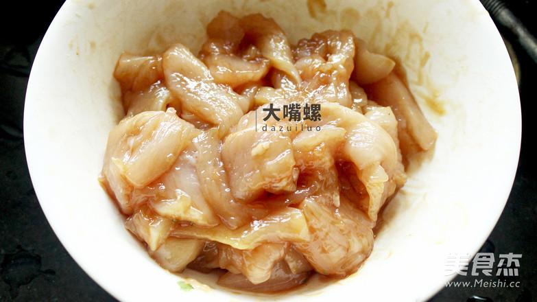 土豆排骨鸡胸肉的家常做法