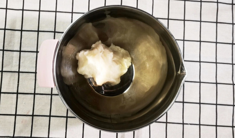 神仙口味,一咬就爆浆的流心芋泥青团怎么炒