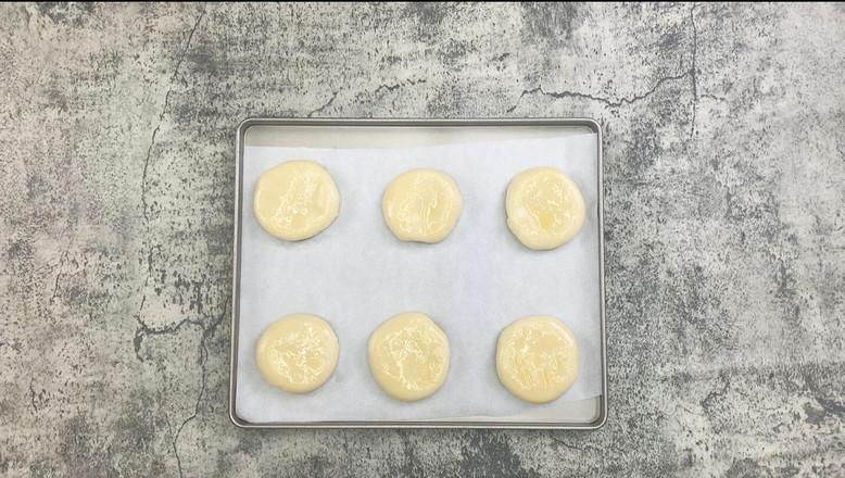 会拉丝的老婆饼的制作大全