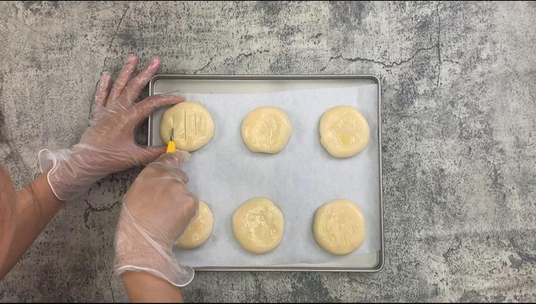 会拉丝的老婆饼的做法大全
