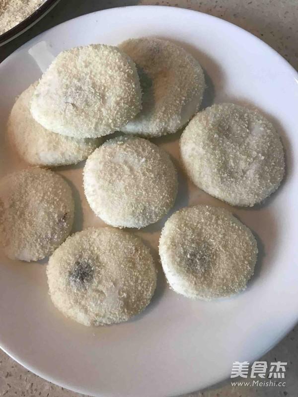 山药酥饼的简单做法