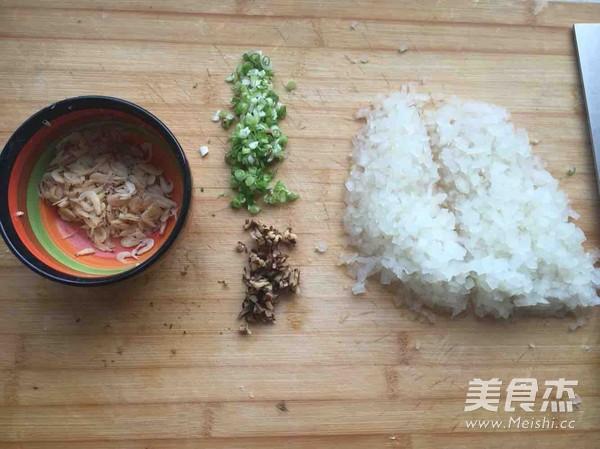 冬瓜猪肉水饺的家常做法