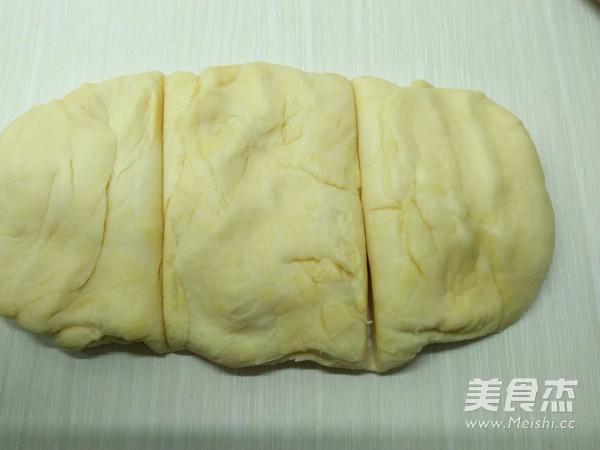 豆沙椰蓉小面包的家常做法