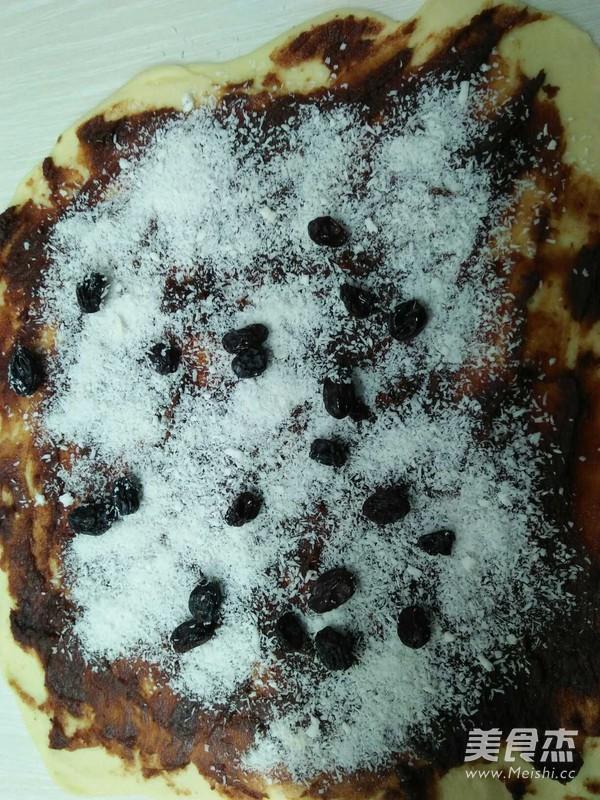 豆沙椰蓉小面包的简单做法
