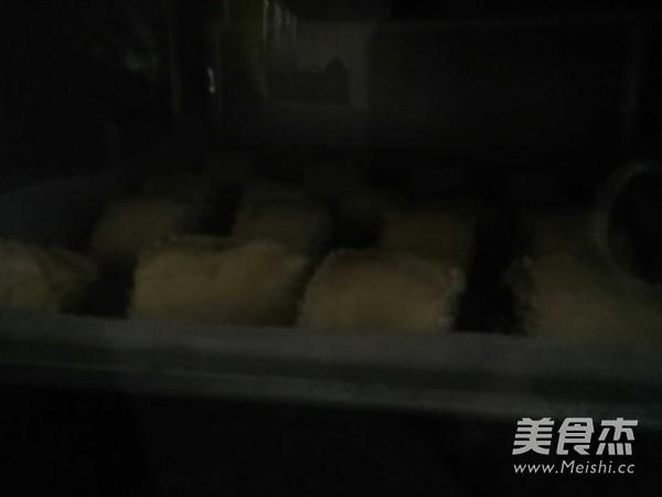 豆沙椰蓉小面包怎么煮