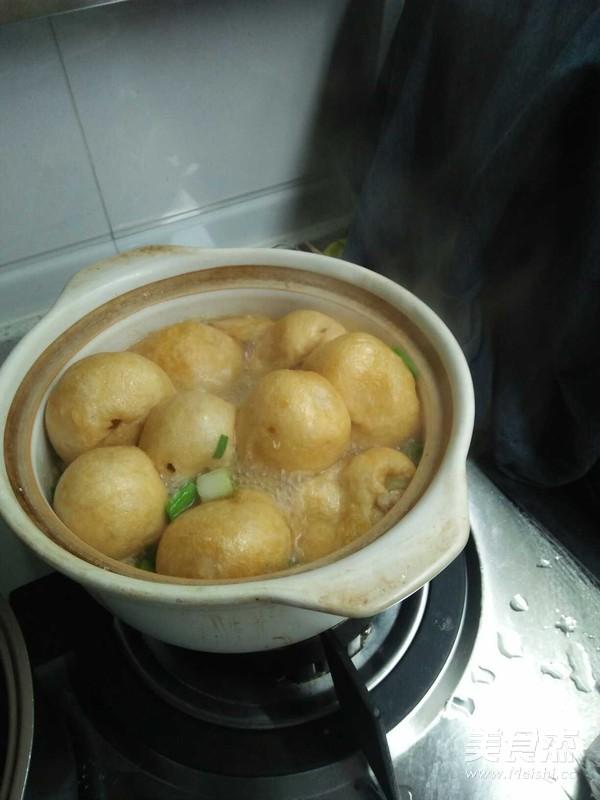 肉末粉丝煲的家常做法