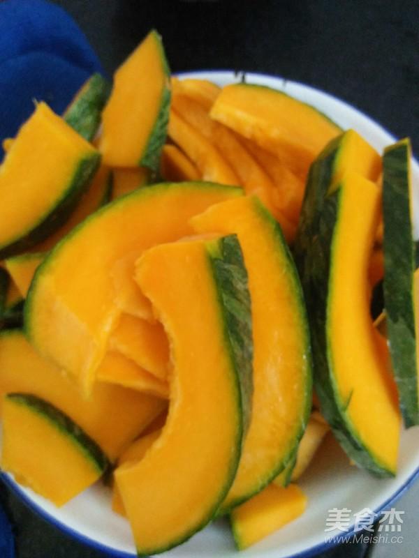 咸菜南瓜的做法图解