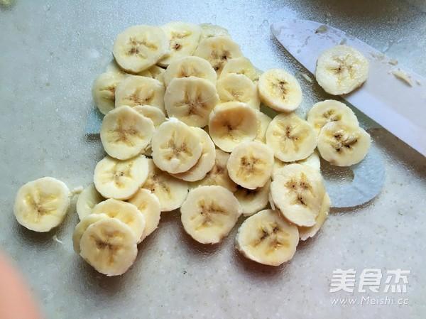 创意猕猴桃汁香蕉拼杯的家常做法