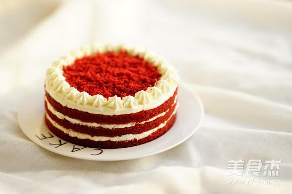 经典红丝绒蛋糕(Red Velvet Cake)怎么煸