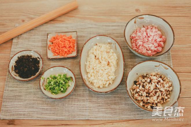 鲜美菌菇水饺的做法大全