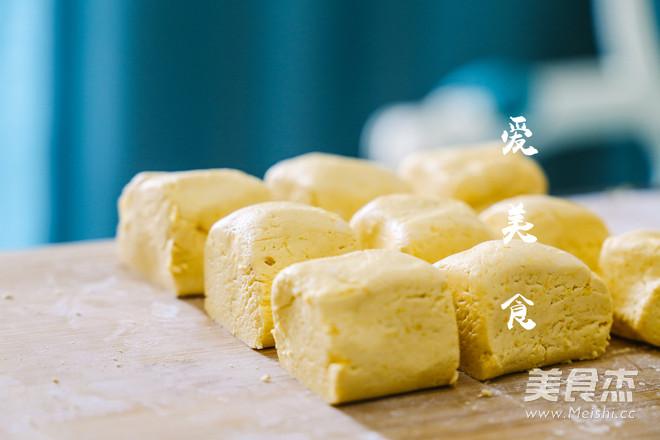 黄金南瓜饼的简单做法