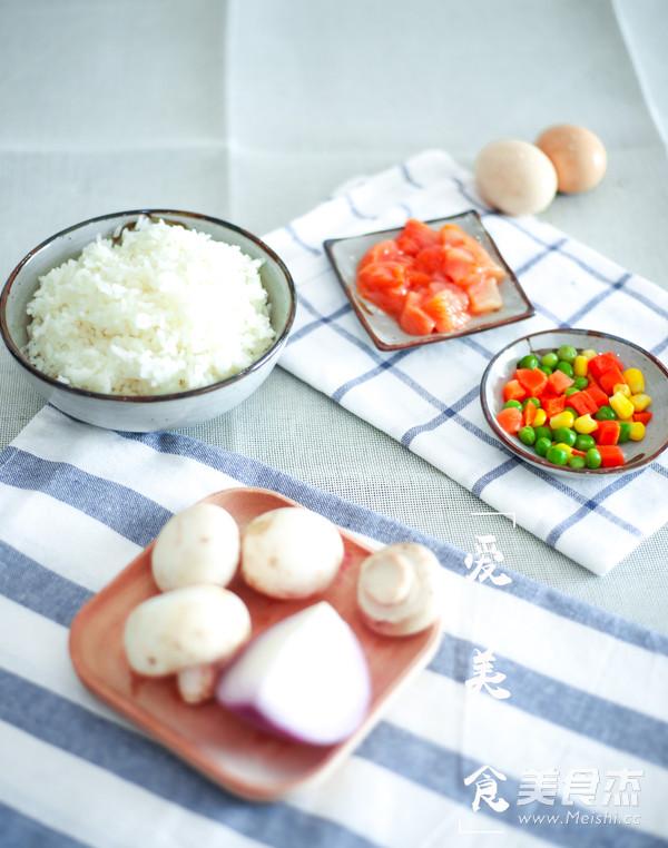 日式蛋包饭的做法大全
