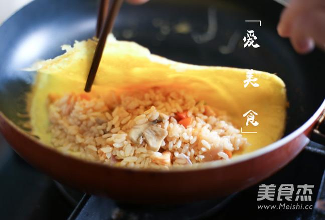 日式蛋包饭怎么做