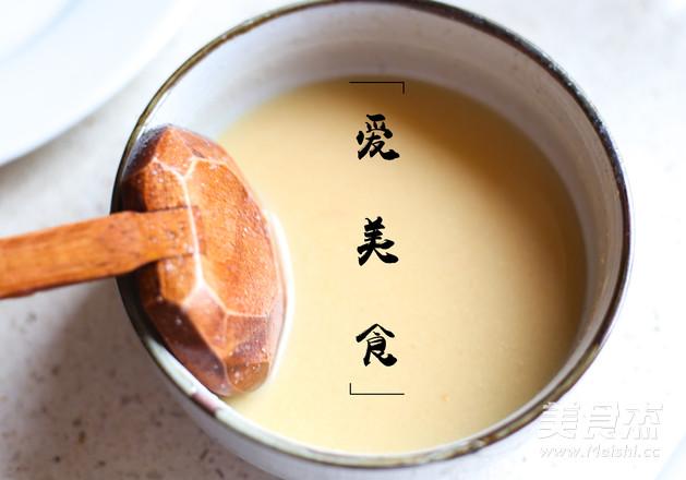 夏日味增汤的简单做法