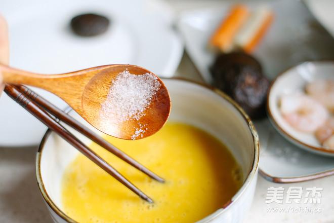日式茶碗蒸的做法图解