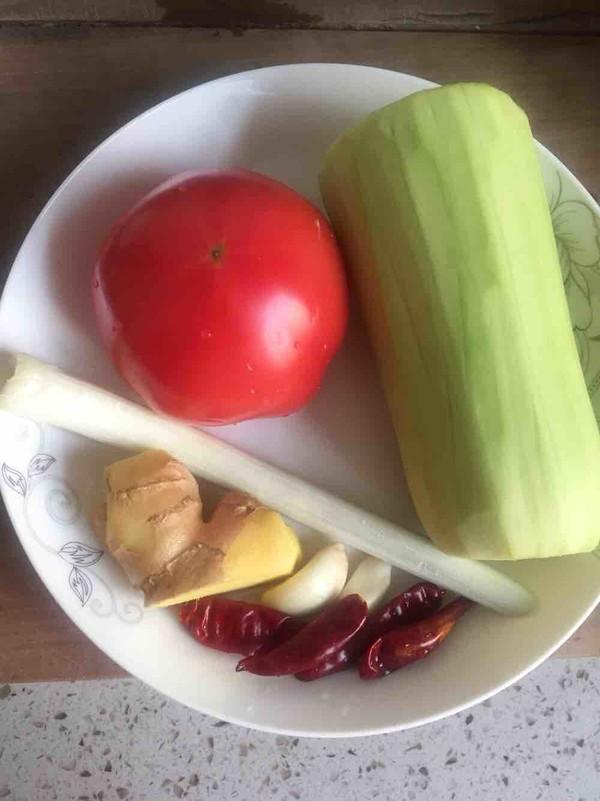 西红柿炒西葫芦的做法大全