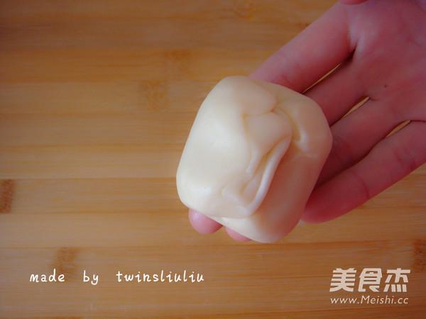 白皮酥的制作方法