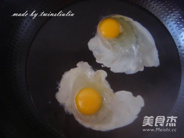 西红杮鸡蛋龙须面汤的做法图解