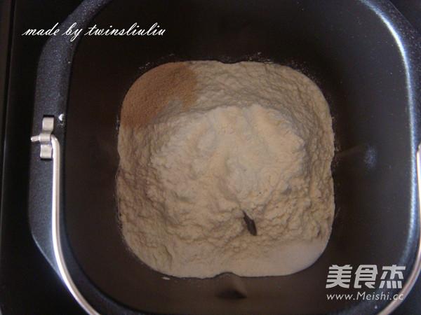 萌兔面包的家常做法