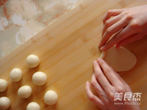 创意中式酥皮点心红梅报春怎样炒
