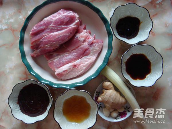 预热年夜饭蜜汁叉烧肉的做法大全