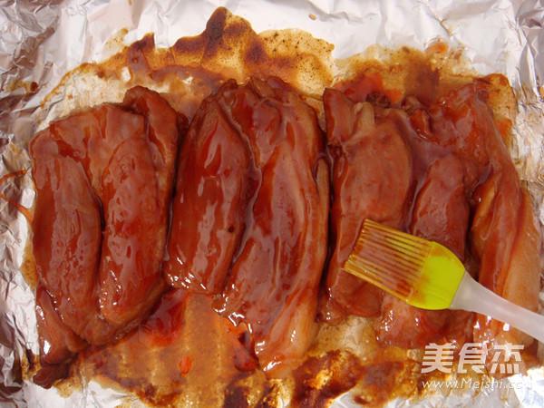 预热年夜饭蜜汁叉烧肉怎么煮