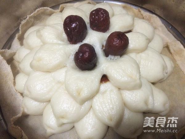 莲花枣饼的步骤