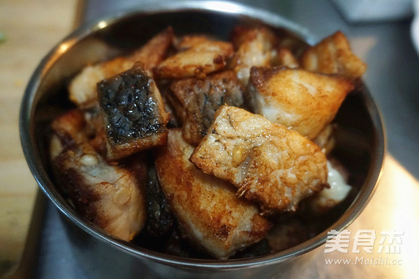 香辣鱼块怎么做