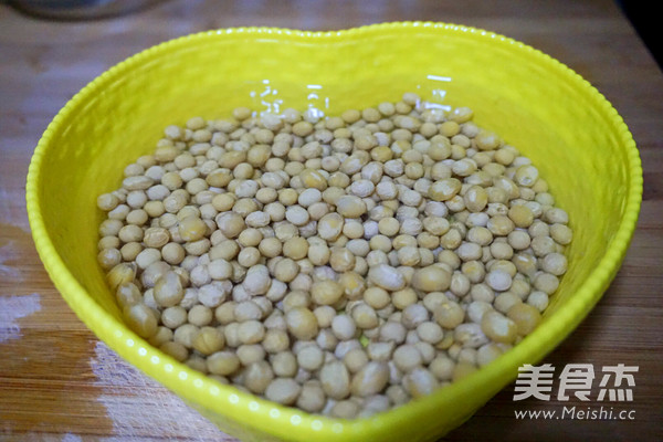 北京冰镇甜豆浆的步骤