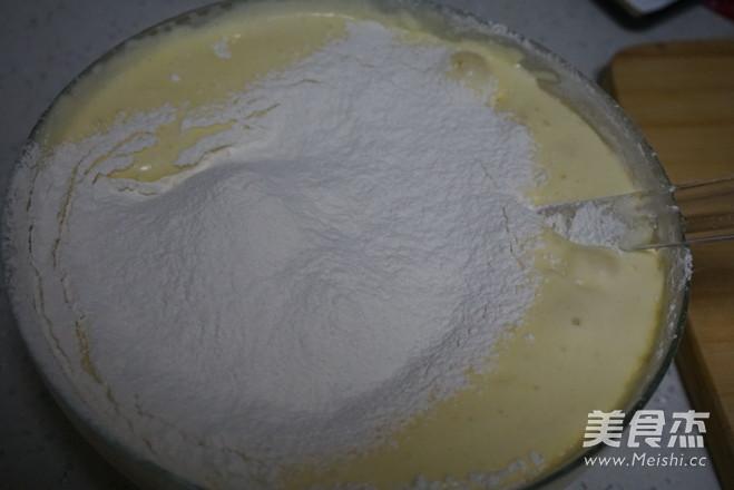 香蕉椰蓉蛋糕怎么做