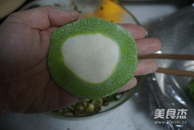 翡翠玉饺怎样炒