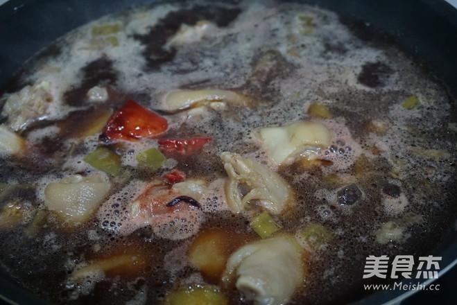 腐乳猪蹄怎么炒