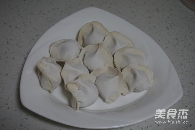 教你如何做冰花饺子的做法大全