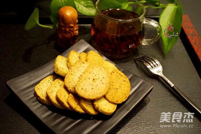 迷人的红茶酥饼怎么煸