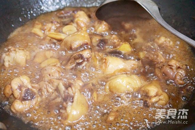 绝杀米饭的黄焖鸡怎么炒