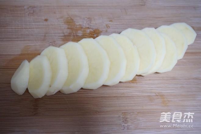 狼牙土豆的做法大全