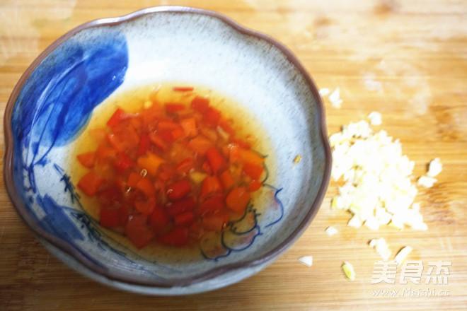 酸辣拌藕片的简单做法