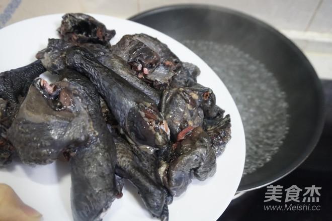 红枣枸杞乌鸡汤的做法图解