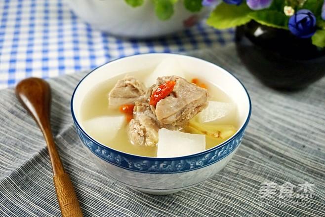 鸭肉萝卜汤怎么炒