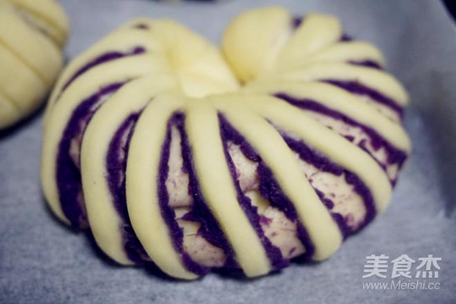 紫薯螺旋面包怎么煮