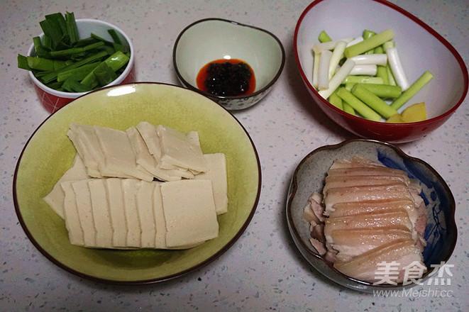爆炒千叶豆腐怎么吃
