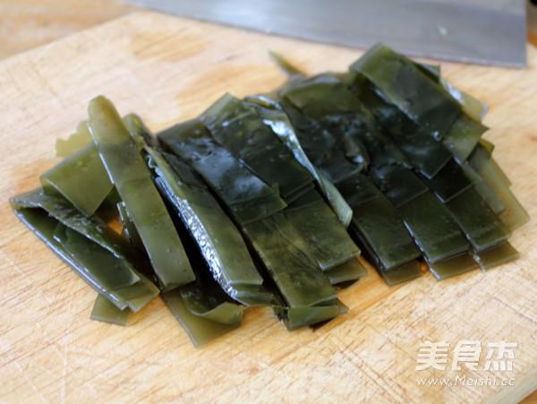 黄豆海带汤怎么煮