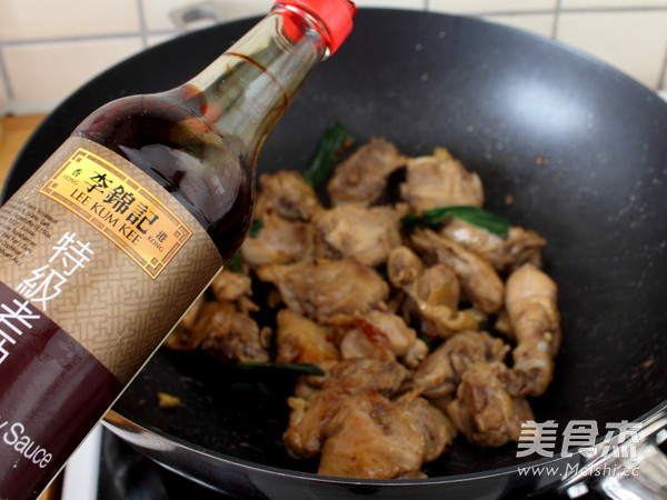 大盘鸡怎么煮
